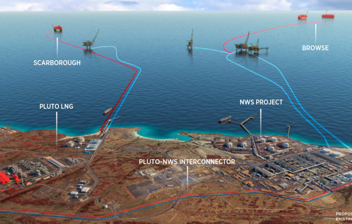 LNG leads Oz major project pipeline: REQ