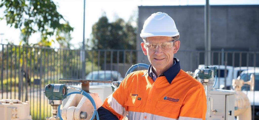 Brisbane turns tap on new gas pipe