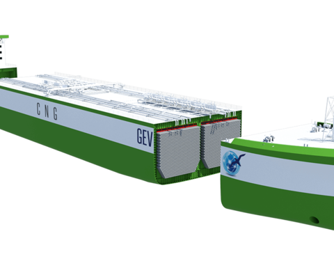 GEV clears final hurdle for CNG ship design
