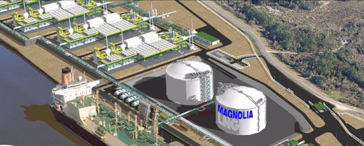 US manufacturing body throws block at LNG Ltd's Magnolia