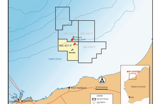 Santos and BP partner in new Bedout block
