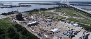 Small scale LNG first for Florida
