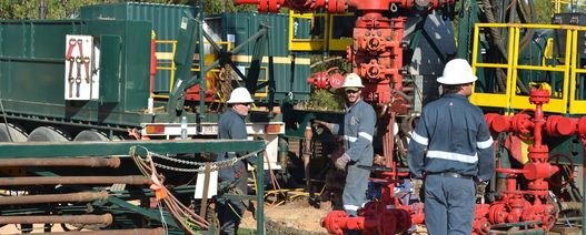 State Gas racing against the clock to complete drilling program