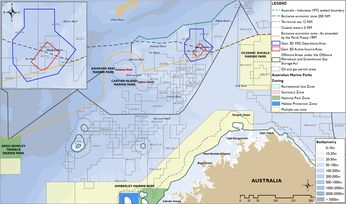 SapuraOMV to conduct seismic in Timor Sea