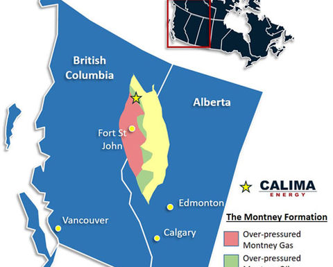 Three wells to follow Calima acquisitions