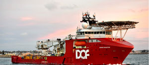 DOF Subsea wins Chevron NWS contract