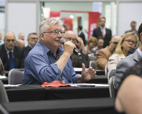 Important focus on future of industry at AOG 2019