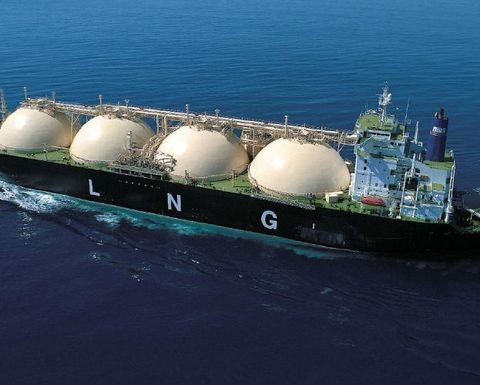 Woodside's US LNG progress