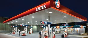 Caltex's March refining margins down by half year-on-year