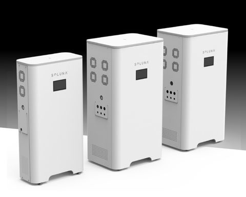 Soluna Australia batteries approved by the Clean Energy Council