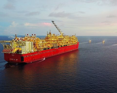 LNG exports up for year, value down: EnergyQuest