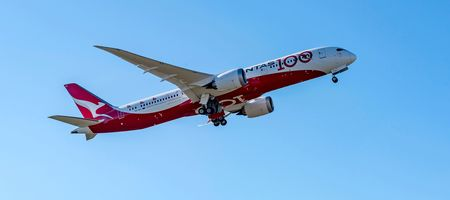 Qantas celebrates Project Sunrise flight success