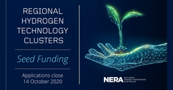 NERA unveils national hydrogen funding for clusters