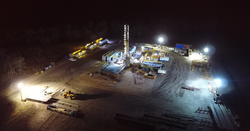 Armour's Myall Creek flows gas at 2Msfpd