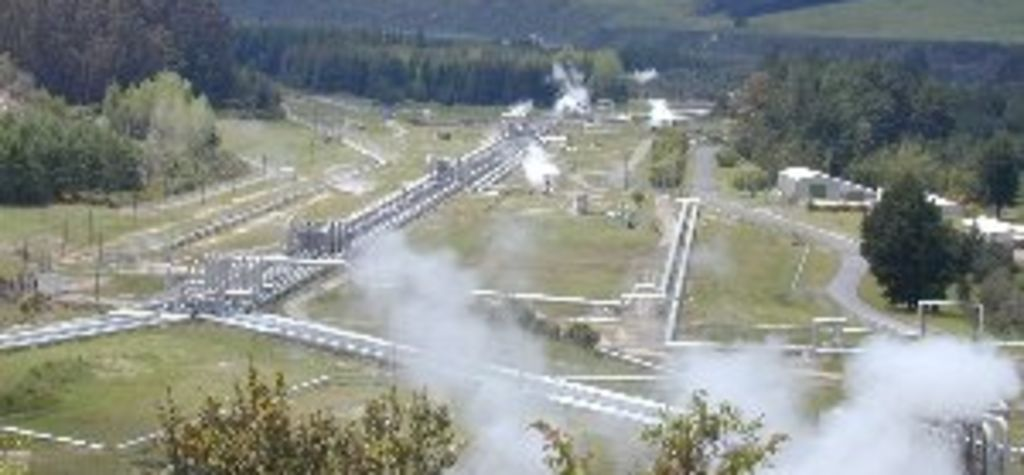 Contact to drill 2 geothermal wells at Tauhara