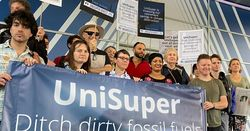 Market Forces urge UniSuper to divest from fossil fuels