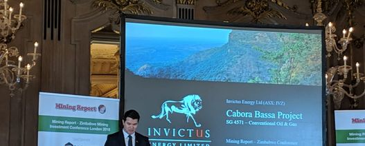 Invictus revises up prospective resources to 9.5Tcf