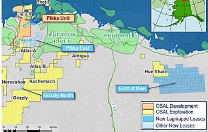 Oil Search drills ahead at Pikka project