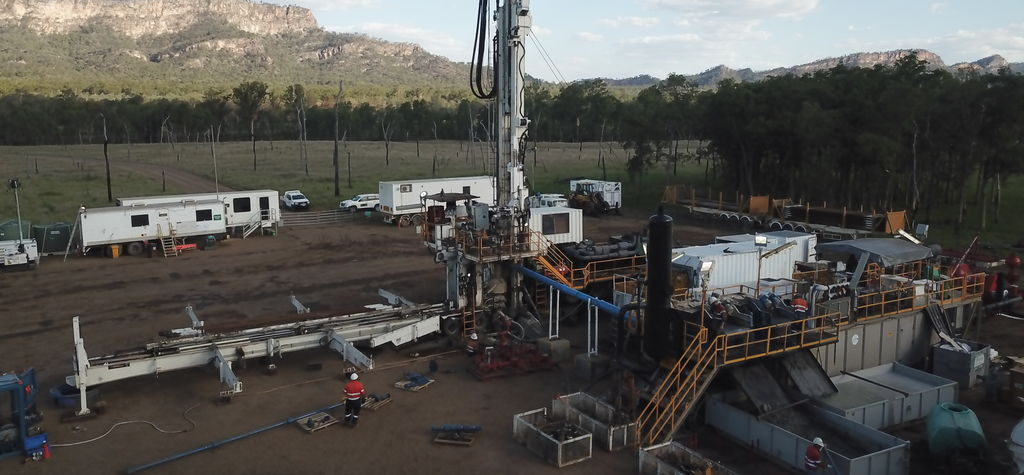 Central contracts rig for Surat Basin drill program