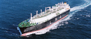 Gas production down but LNG up through 2020