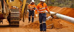 Aussie surveyor in pipeline win