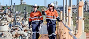 Chevron awards AusGroup with Australia's longest master contract