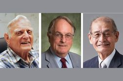 Nobel Prize for developers of lithium-ion battery