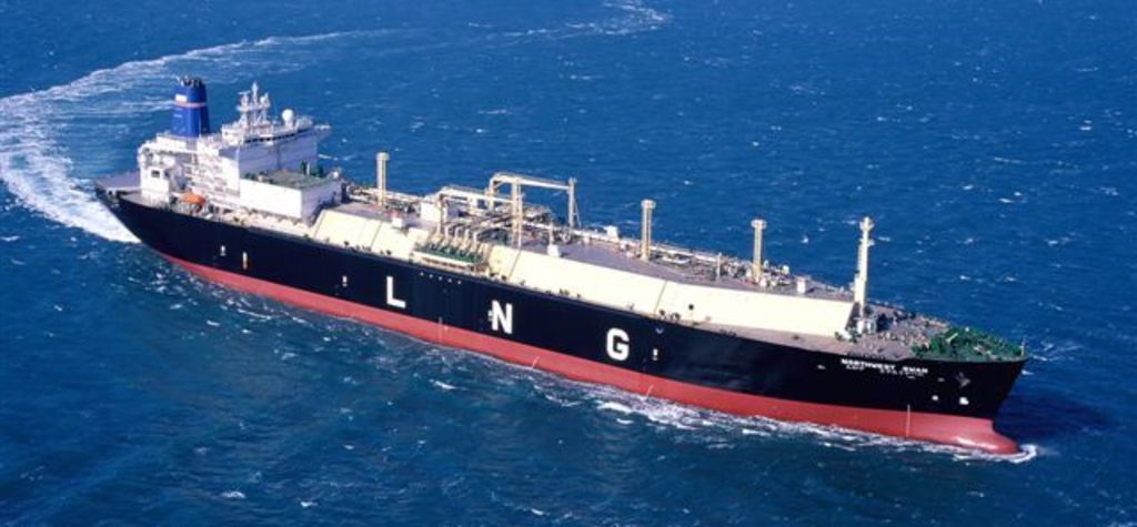 New LNG ship for NWS Venture