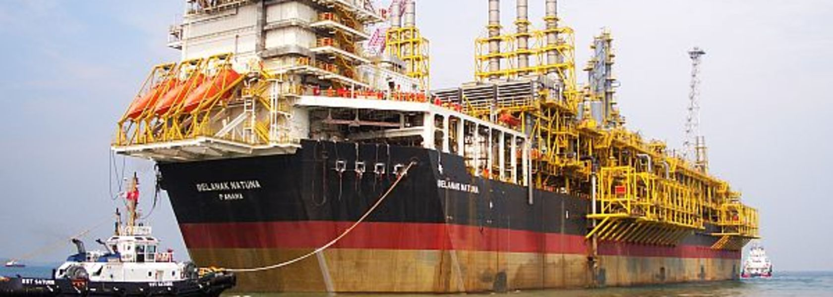 Belanak Natuna FPSO sets sail from Batam