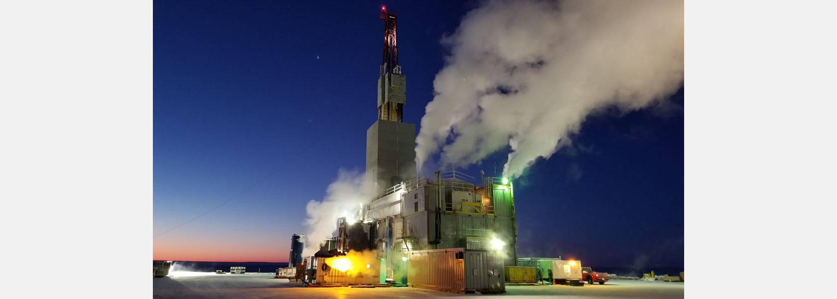 88 Energy on the Verge of Company Making Drilling History in Alaska