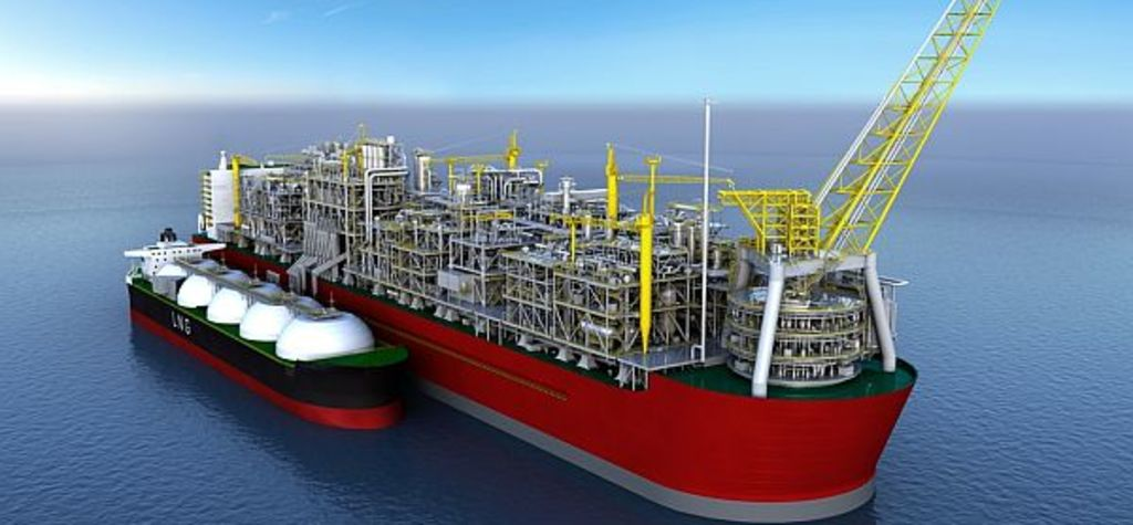 LNG boom just starting for some