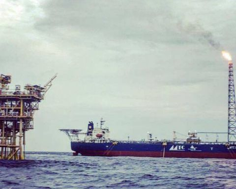 MTC explains design of its oil tanker FPSO