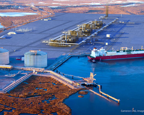 Cameron LNG Train 1 begins commercial operations