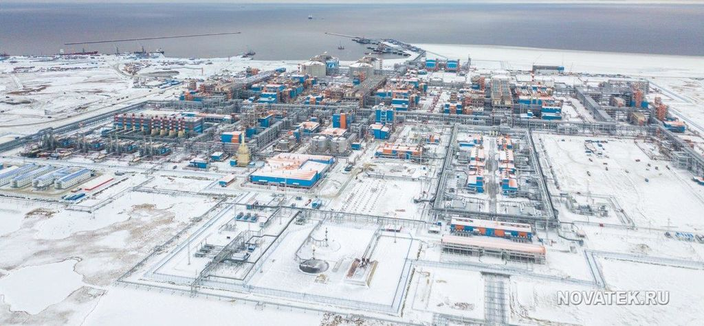 Russia takes LNG crown in Europe
