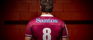 Santos to sponsor Qld Rugby Union