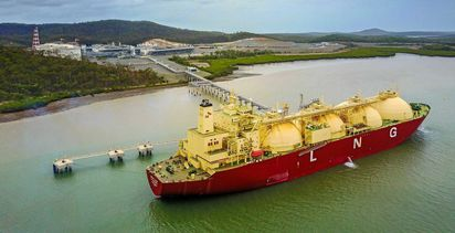 Transport, power to drive South Korean LNG demand higher by 2034