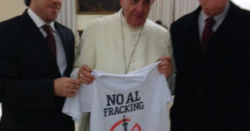 Pope calls for urgent energy sector action on climate