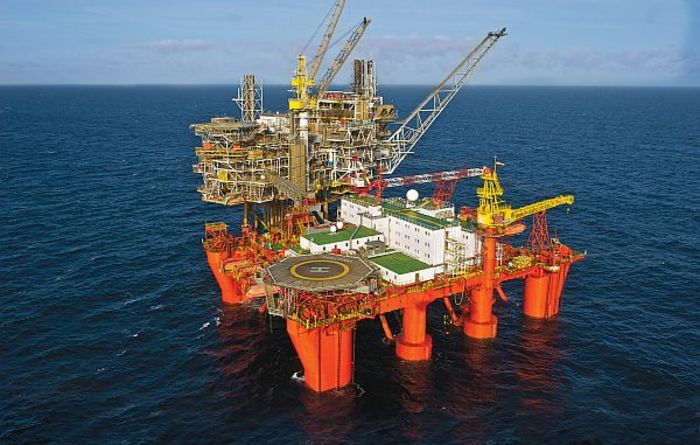 Delays and costs crippling North Sea
