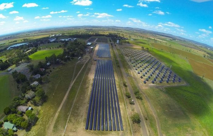 UQ going green with 64MW solar farm