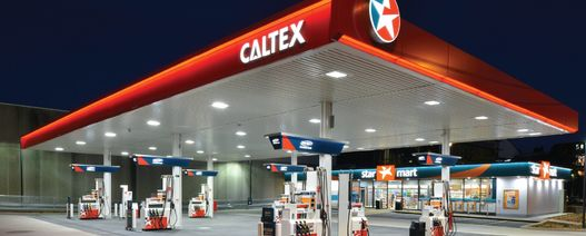 Caltex reports tough year amid takeover offers