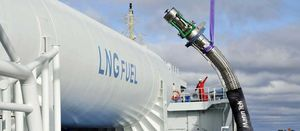 Japanese firms investigate LNG bunkering