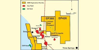Norwest upgrades own gas resource estimates after WE-2 success