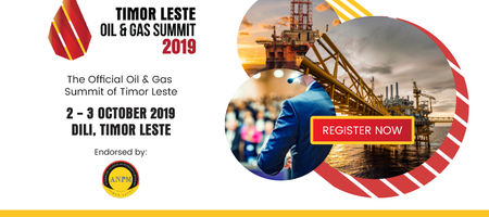 Timor-Leste's first oil and gas conference opens next week