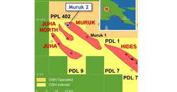 Oil Search abandons Muruk-2 well