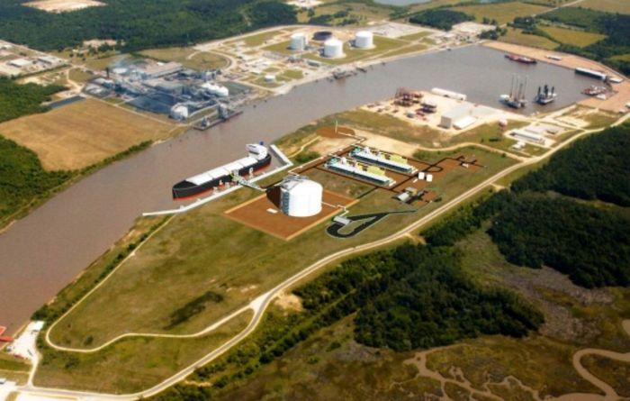 US-China trade war delays FID on Magnolia LNG development