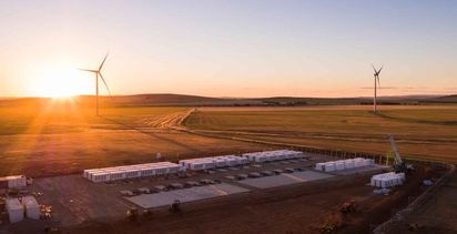 AGL secure Wartsila and Fluence to build big batteries