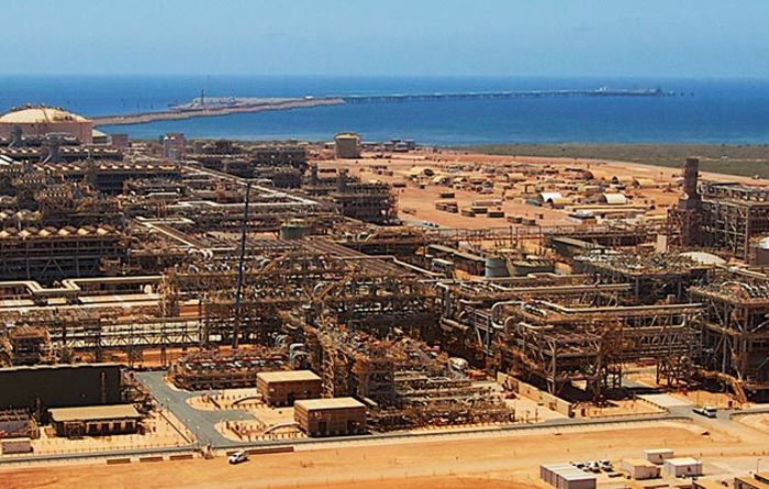 Staged-shutdown for Chevron's Gorgon LNG