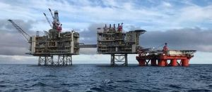 BP announces start up of North Sea Clair Ridge