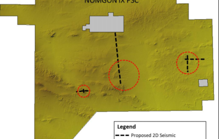 Elixir awards contract for Mongolian 2D seismic over CSG acreage