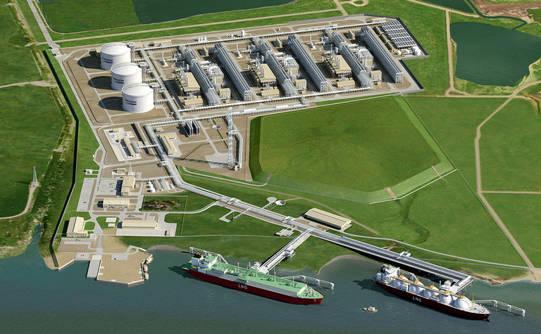 ENB Briefs: US LNG cargoes, GEV; climate risk and more